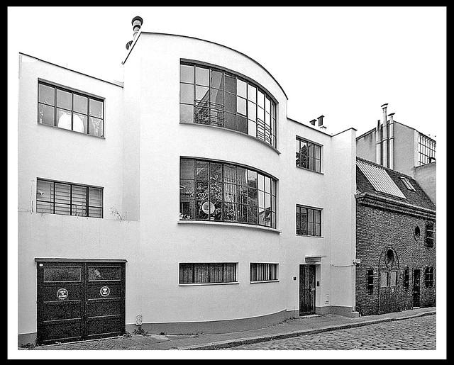Maison des peintres Edouard Goerg et Marcel Gromaire [1925]- Paris XIV