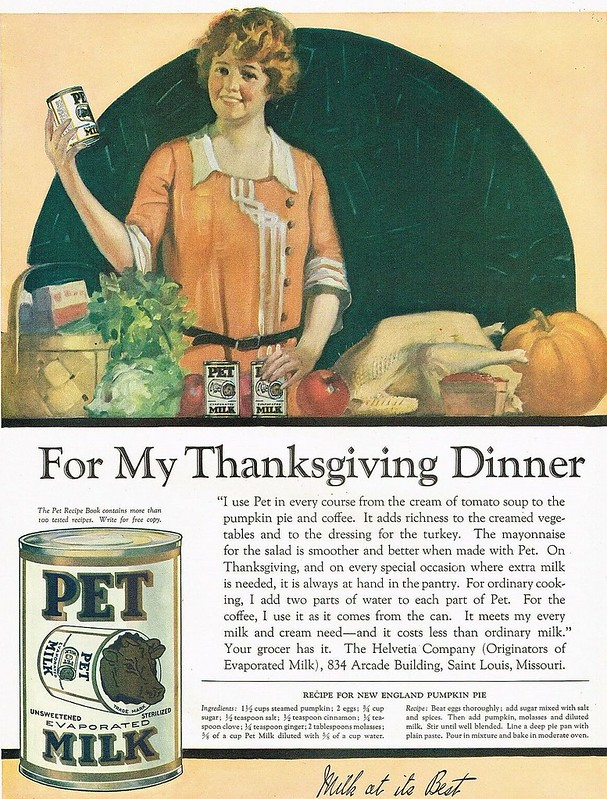 Pet 1923 Thanksgiving