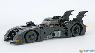 Batmobiles available now!