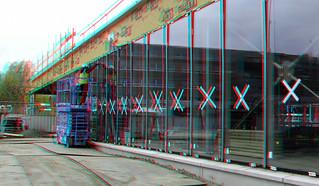 Nieuwbouw Station Alexander Rotterdam 3D