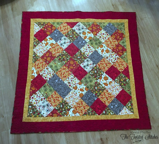 Fall Quilt 2019