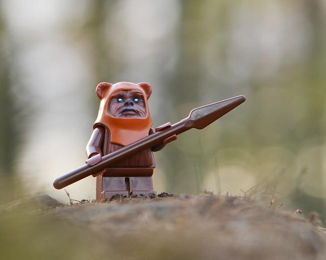 LEGO Ewok Wicket