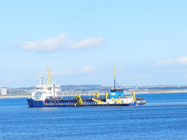 UKD Marlin, Aberdeen, May 2018