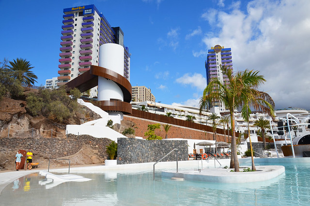 Hard Rock Hotel, Playa Paraiso, Tenerife