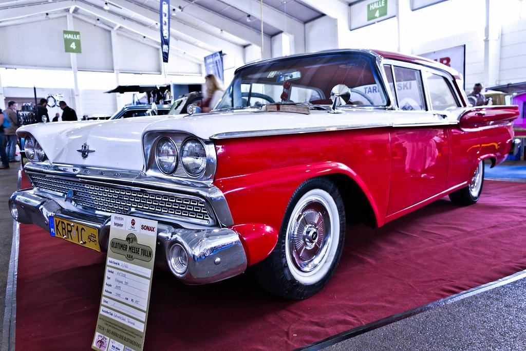 Meteor Niagara 300 1959 (1201)