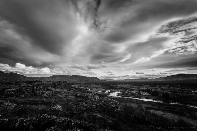 Amazing Iceland - Thingvellir National Park IV