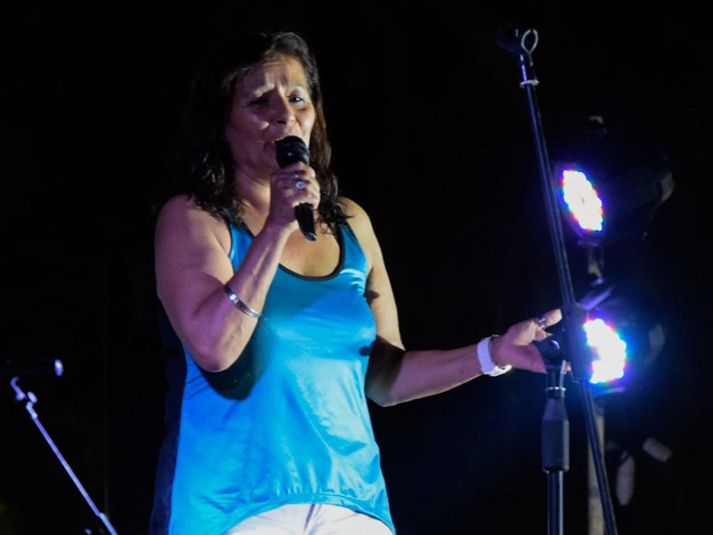 Nélida Vargas 25 de Mayo