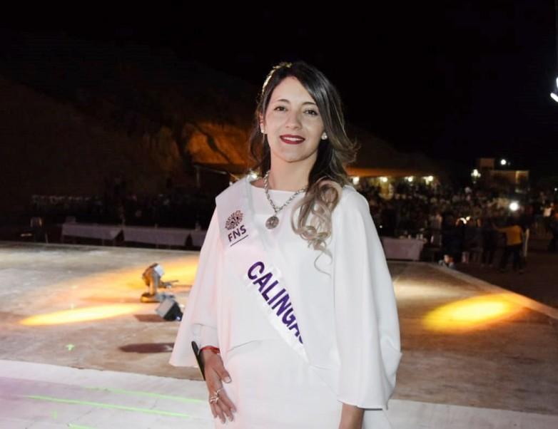 Leonela Pizarro Calingasta