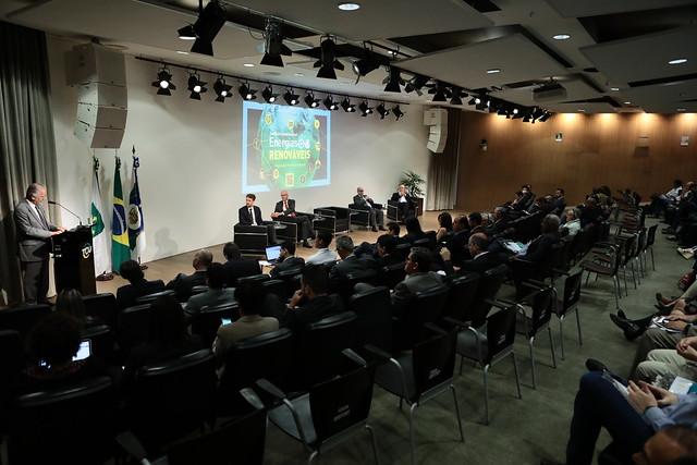 Seminário Internacional sobre Energias Renováveis