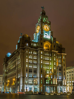 The Liver Building Liverpool
