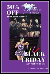 After Midnight Fashion Black Friday Sale