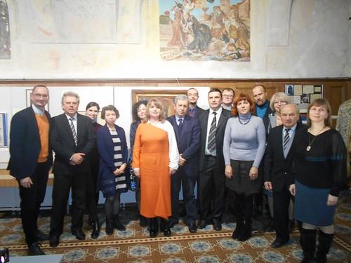 2019-11-21 Конференція «Релігійно-культурні процеси в країнах Центрально-Східної Європи: випробовування війною»