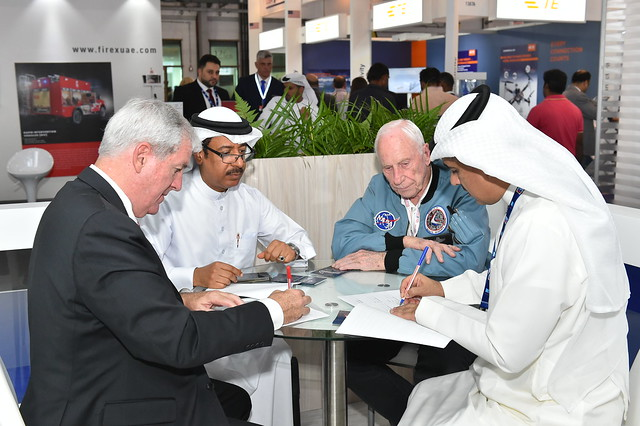 Dubai Airshow 2019 - Bahrain Partnership for Endeavour Scholarship
