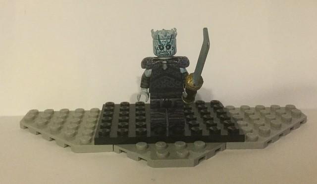 Lego Custom: Night King (Game of Thrones)
