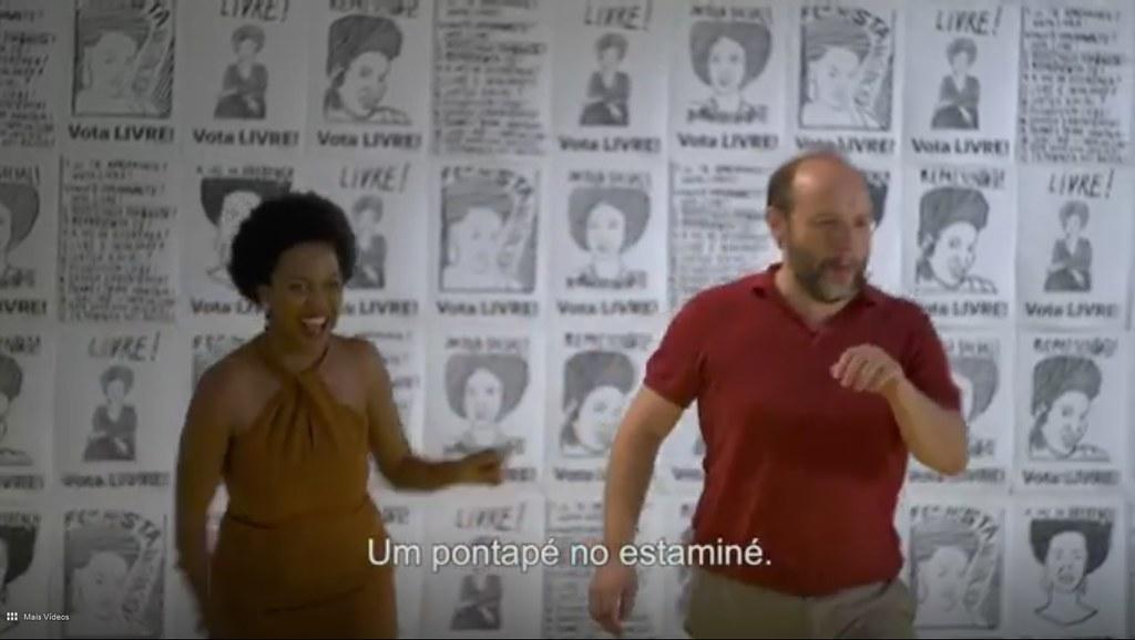 Pontapé… (Partido Livre, 2019)