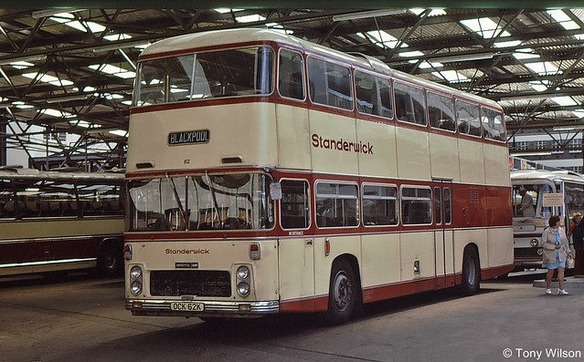 OCK62K Standerwick 62
