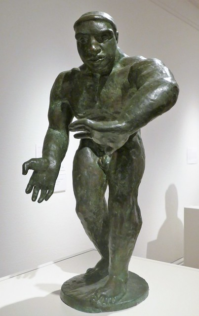 Henri Gaudier-Brzeska, The Wrestler, 1902