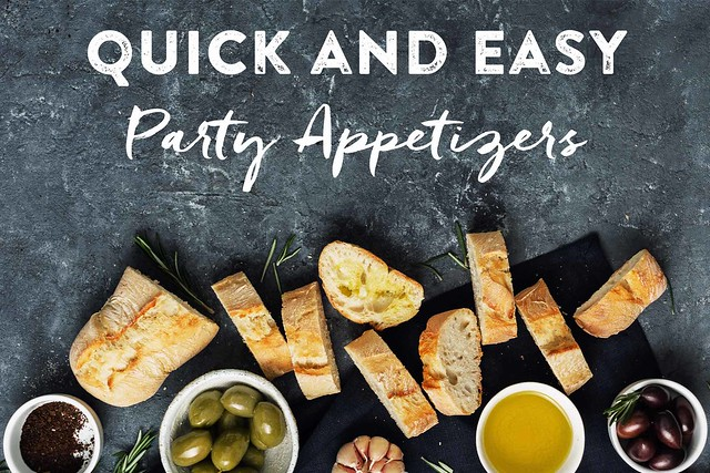 Easy Party Appetizers