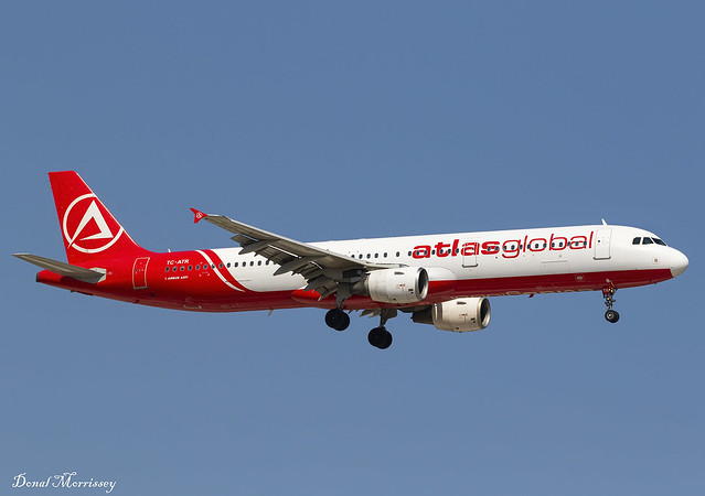 AtlasGlobal A321-200 TC-ATR