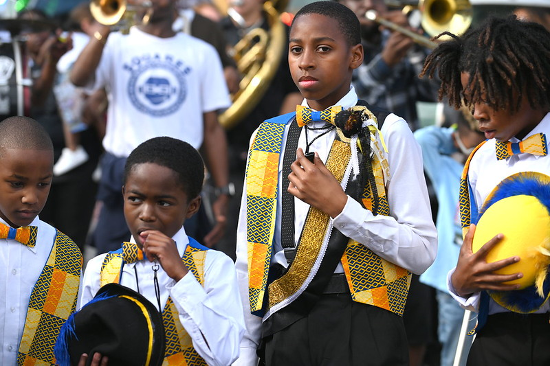 6th Annual Treme Kids March Against Violence