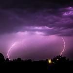 23. Juuni 2016 - 23:29 - Thunderstorm, Rosendahl, Germany, 23-06-2016