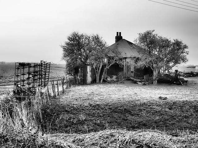 Farm Shack, Romney Marsh