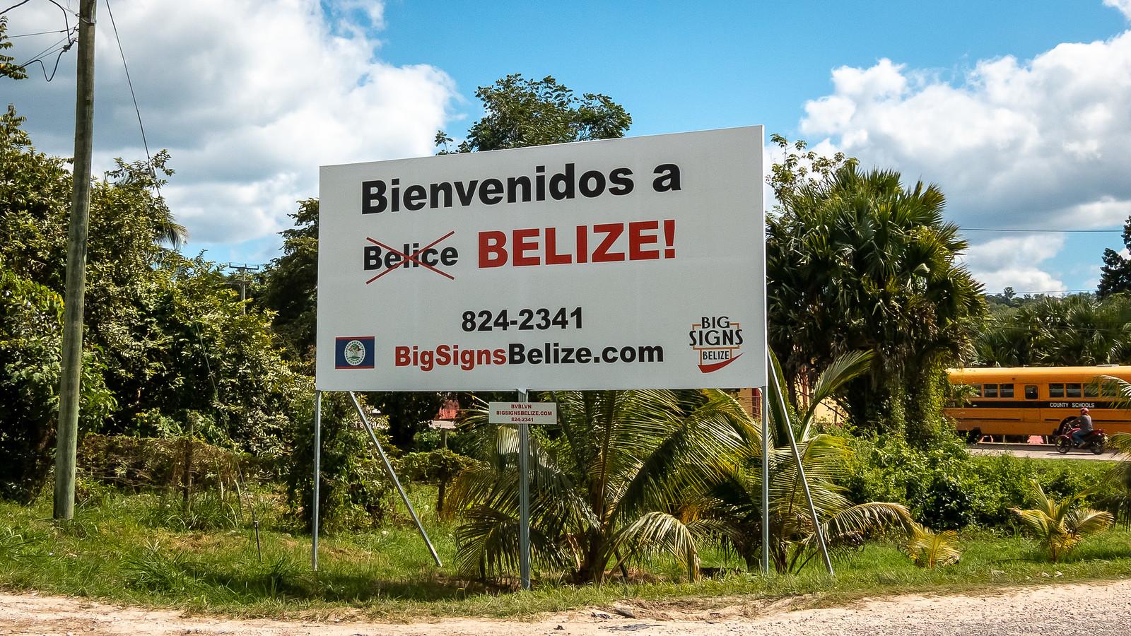 San Jose Succotz - [Belize]
