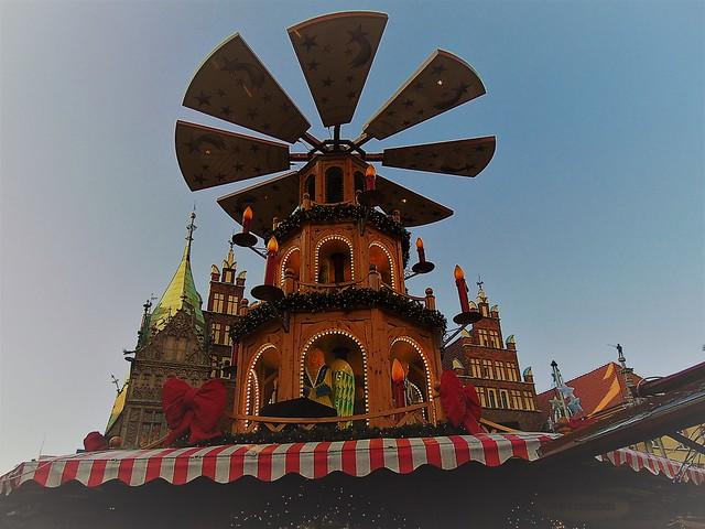 Christmas market in Wrocław:)