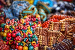 African beads!