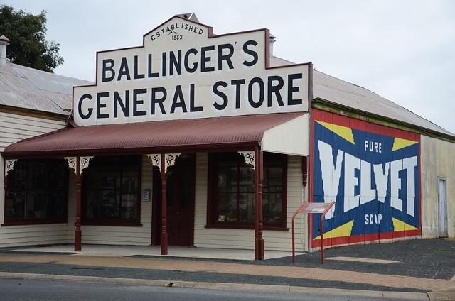 DSC_0467 Ballinger's General Store, Railway Terrace North, Wolseley, South Australia