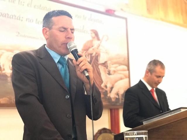 Inauguración y Consagración de Templo Anexo Putú, Iglesia de Constitución.
