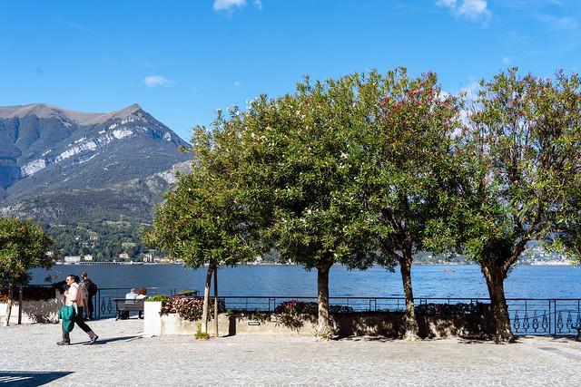 Bellagio Lakeside Promenade