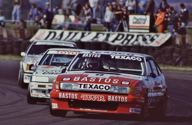 Tourist Trophy - Silverstone ( 85/86 ?)