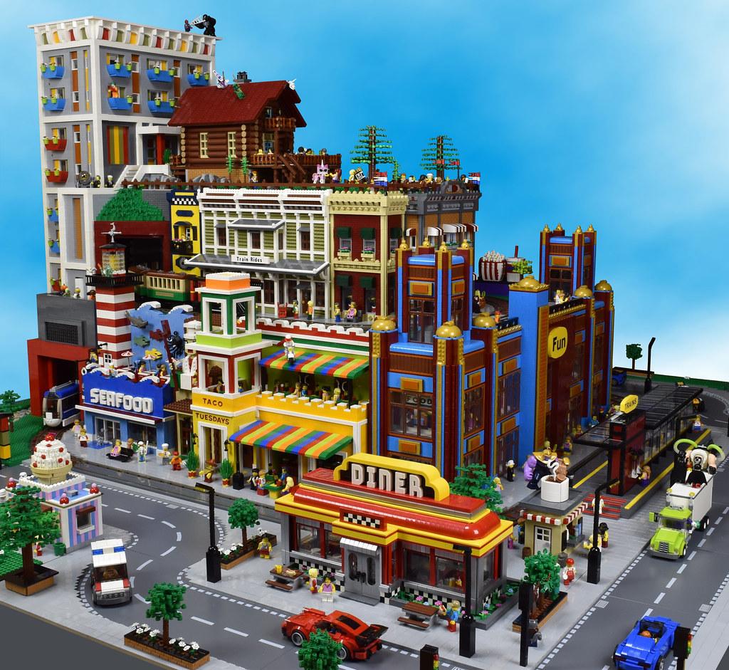 Buffalo Phil's Brick City