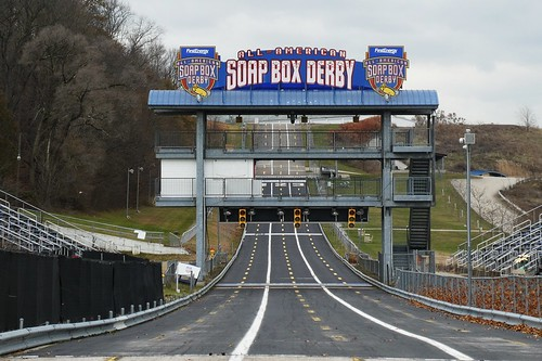 pointandshoot panasoniczs70 summitcountyohio akron akronohio ohio sports racing race signage car coast trophy champion competition hill track