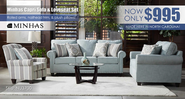 Minhas Conversation Sofa & Loveseat Set_3700_Update