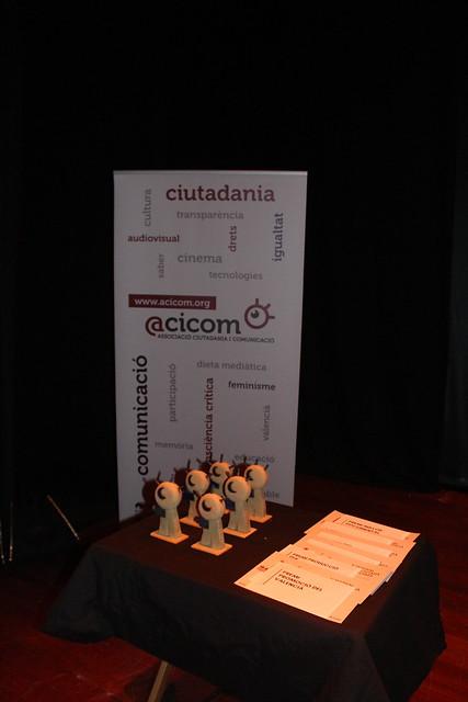 20191127 Gala de Cloenda Festival CVinema Ciutadà Compromés 2019