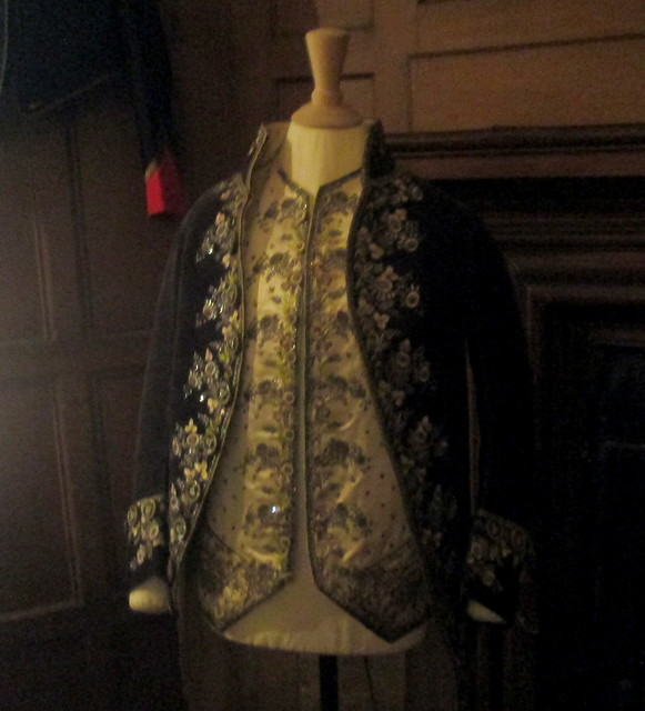 jacobean coat, Calke Abbey, National Trust