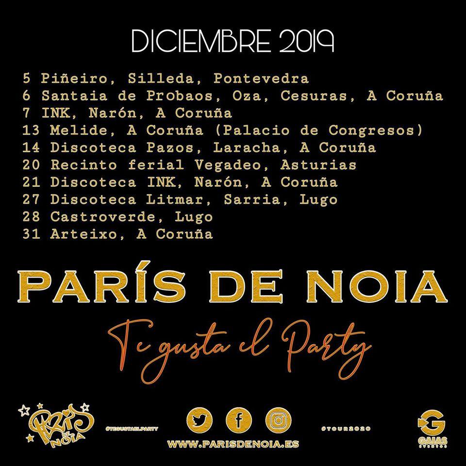 FECHAS_PARIS_DE_NOIA_DICIEMBRE_2019