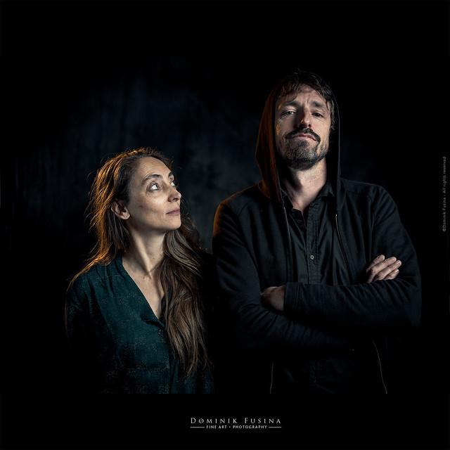 Julie Gilbert (scriptwriter) et Frédéric Choffat (Director)