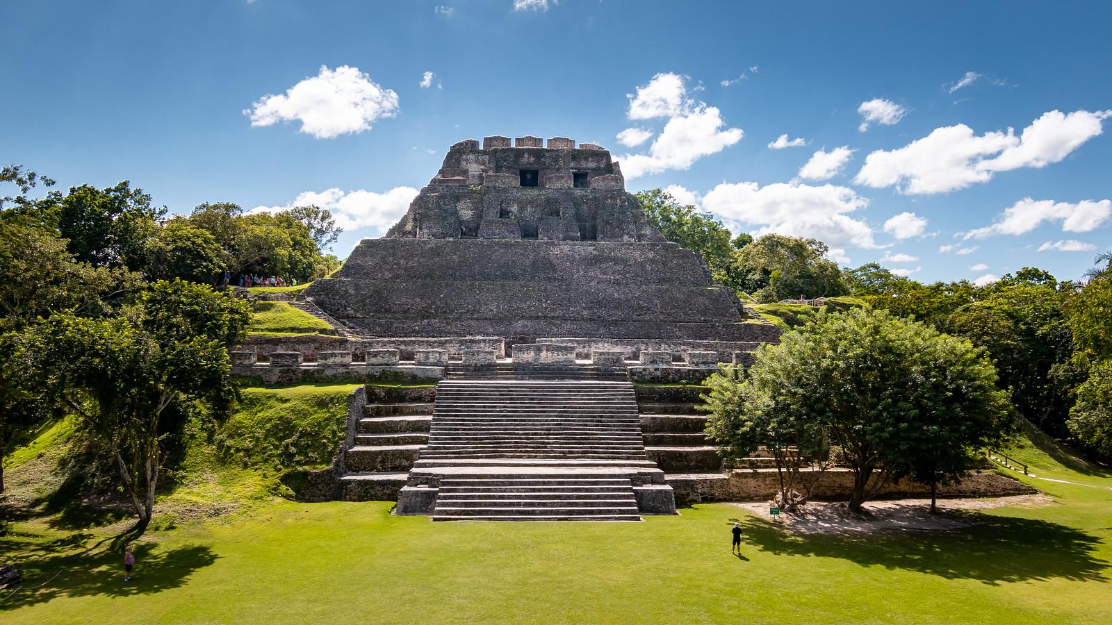 Xunantunich - [Belize]