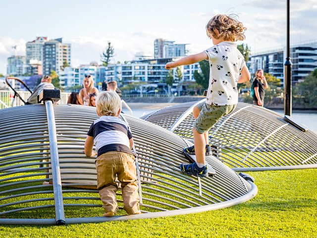Delivering Brisbane's Future Blueprint - Temporary Art Program