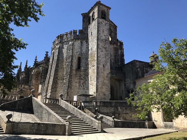 Tomar, Portugal - The Templars' Church in the Convento de Cristo