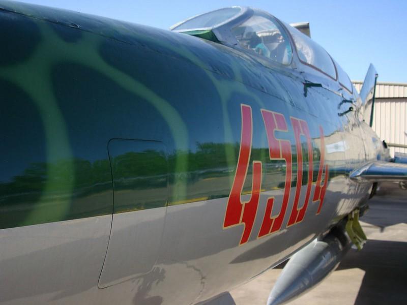 MiG-21UM Mongol B 2