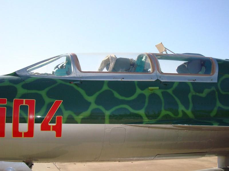 MiG-21UM Mongol B 4