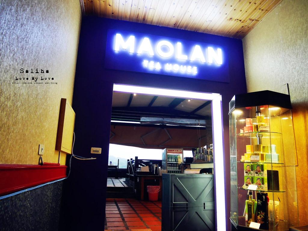 台北文山區四爺貓空貓懶MAOLAN景觀餐廳咖啡館必吃推薦泡茶玩桌遊夜景 (3)