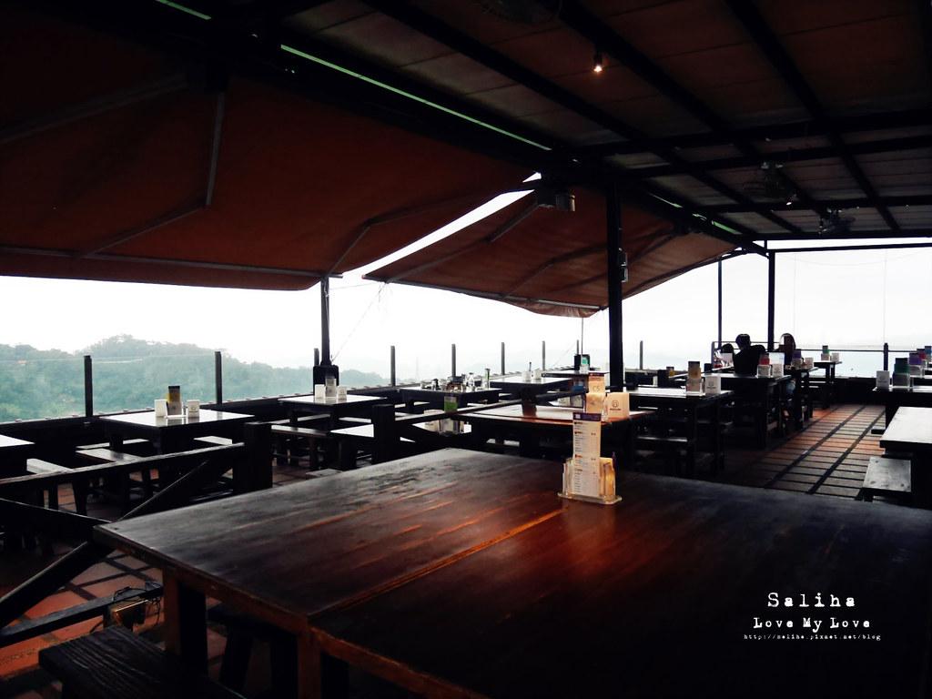 台北文山區四爺貓空貓懶MAOLAN景觀餐廳咖啡館必吃推薦泡茶玩桌遊夜景 (1)