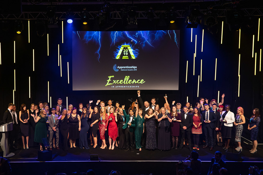 The National Apprenticeship Awards 2019