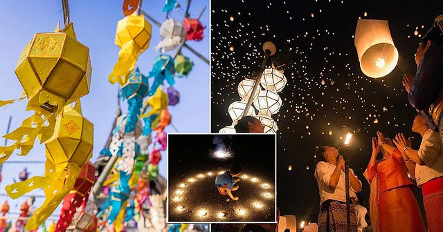 The 2018 Events Schedule – Chiang Mai Loy Krathong & Yee Peng Lantern Festivals