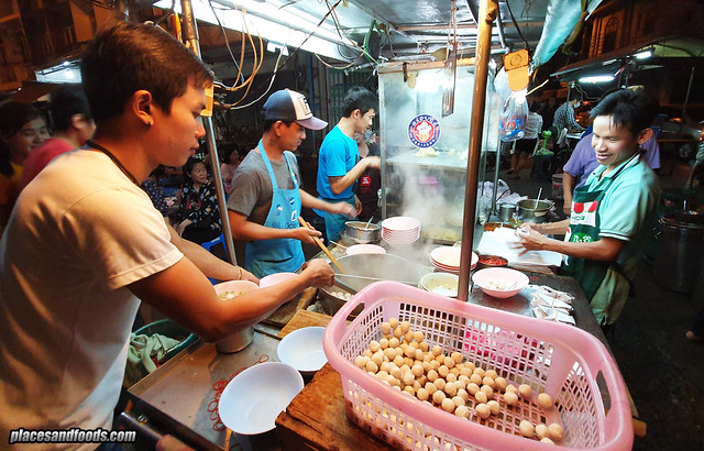 Bangkok Michelin Fishball Noodles Lim Lao Ngow